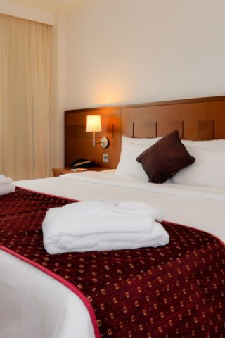 Double Room in Galway Hotel