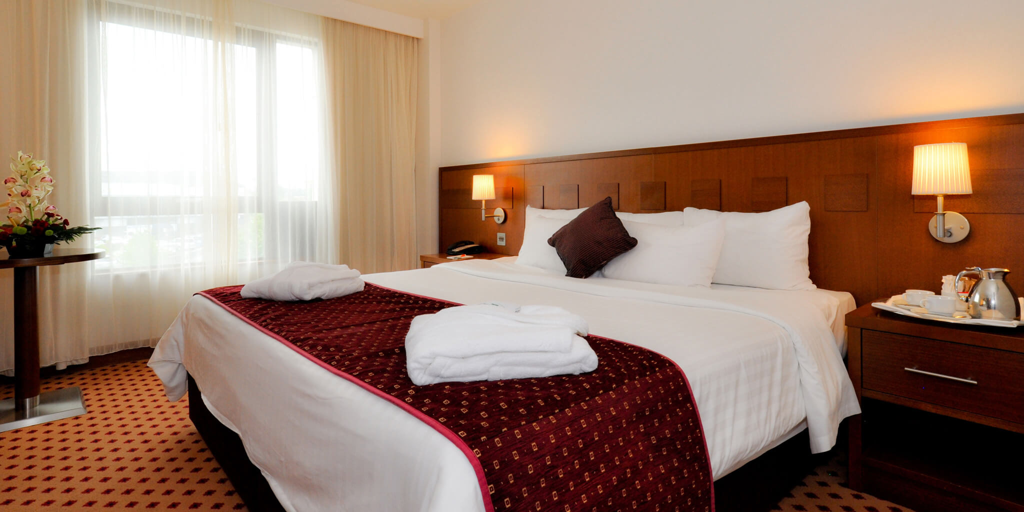 Double Rooms Galway Twin Rooms Maldron Hotel Galway Sandy Road