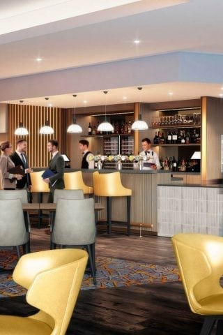 Grain & Grill Restaurant in Galway City Hotel