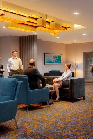 Maldron Hotel Galway New Lobby